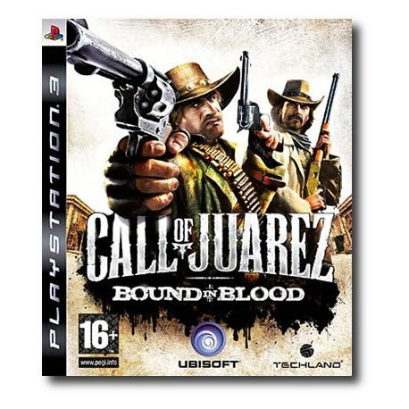 Call Of Juarez 2 (PS3)