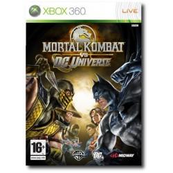 Mortal Kombat VS DC Universe (X360)