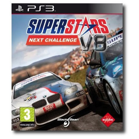 Superstars V8 Next Challenge (PS3)