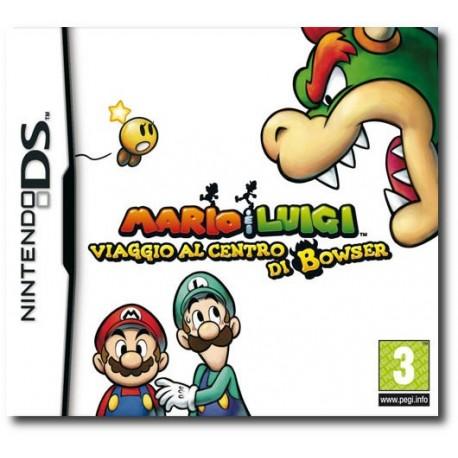 Mario & Luigi: Viaggio Al Centro di Bowser (DS)