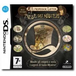 Il Professor Layton e il Paese Dei Misteri (DS)