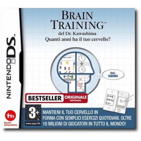 Brain Training del Dr. Kawashima (DS)