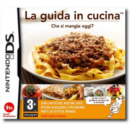 La Guida In Cucina : Che si Mangia Oggi? (DS)