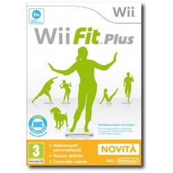 WII Fit Plus Nintendo (Wii)