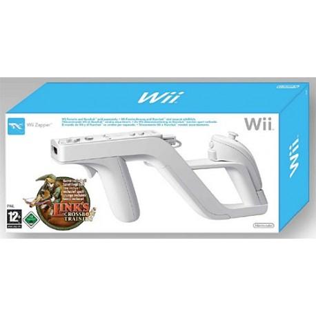 WII Link's Crossbow Training + Zapper (Wii)