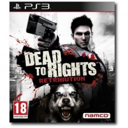 Dead To Rights Retribution (PS3)