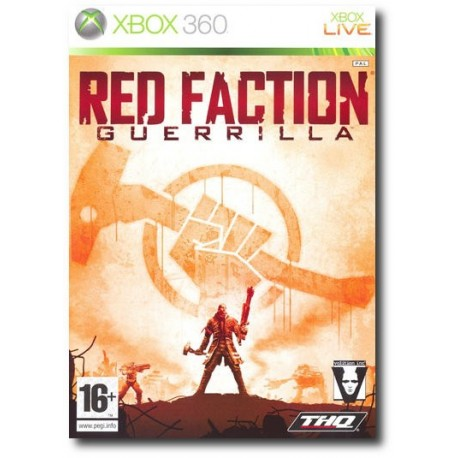 Red Faction: Guerrilla (X360)