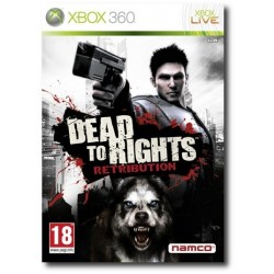 Dead To Rights Retribution (X360)
