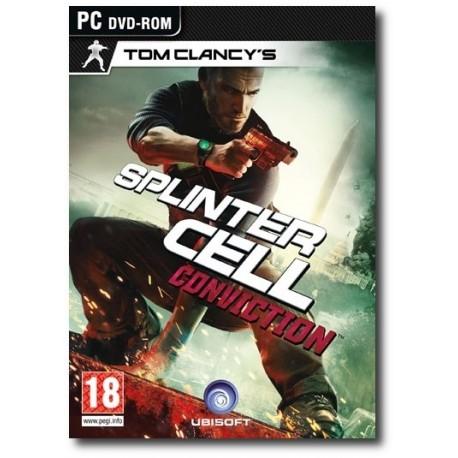 Tom Clancy's Splinter Cell Conviction (PC)