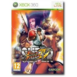 Super Street Fighter IV (X360)