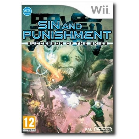 Sin and Punishment:Successor ofthe Skies (Wii)