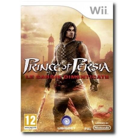 Prince of Persia Le Sabbie Dimenticate (Wii)