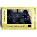 PS2 Sony DualShock - Nero