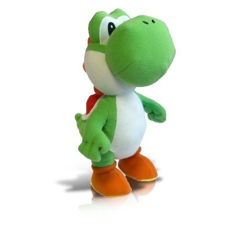 Nintendo: Super Mario Bros Peluche Serie 1 - Yoshi