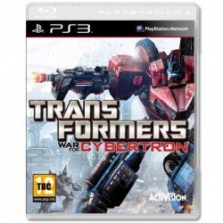 Transformers Cybertron (PS3)