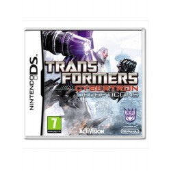 Transformers Cybertron Decepticon (DS)