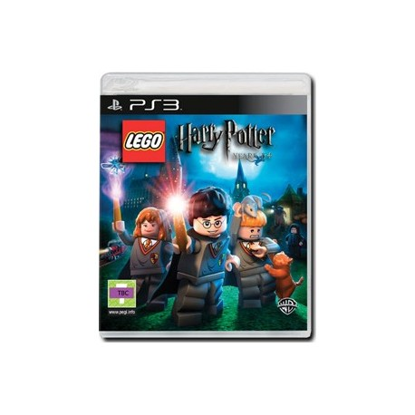 Lego Harry Potter Anni 1-4 (PS3)