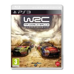 WRC World Rally Championship (PS3)