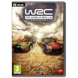 WRC World Rally Championship (PC)