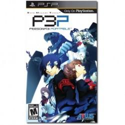 Persona 3 PSP USA