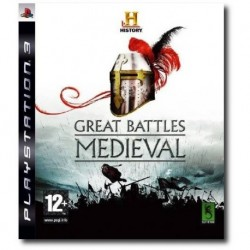Great Battle Medieval (PS3)