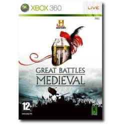Great Battle Medieval (X360)