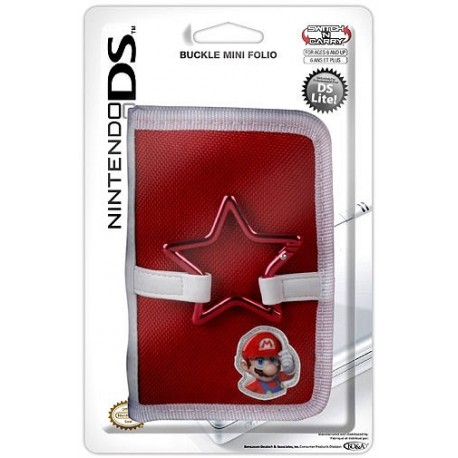 DSL BUCKLE MINI FOLIO BDA -CUSTODIA SUPER MARIO