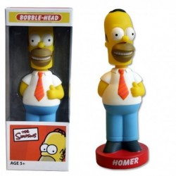 SIMPSONS - Bobble Head 15cm Tiki Homer