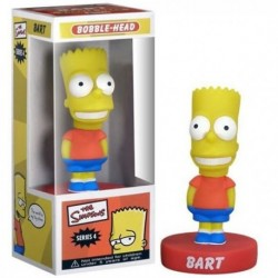 SIMPSONS - Bobble Head 15cm Bart