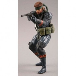 METAL GEAR SOLID 3 - Snake Utra Detail Action Figure