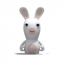 "Figure the Raving Rabbids "" Smile"""