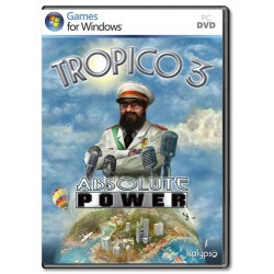 Tropico 3: Absolute Power Expansion Pack (PC)