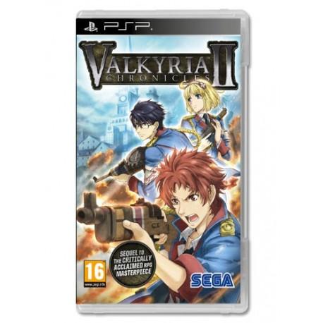 Valkyria Chronicles II (PSP)