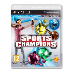 Sports Champions (Move) (PS3)