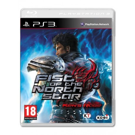 Fist of the North Star: Ken's Rage - Hokuto- (PS3)