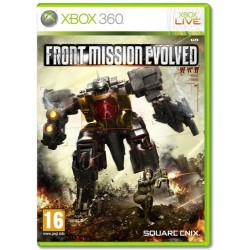 Front Mission Evolved (X360)