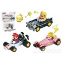 Mario Kart auto retrocarica serie 2 pull and speed