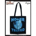 "SIMPSONS - Tessuto Bag ""Homer Tested"" X5"