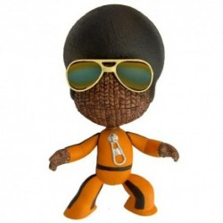 "Little Big Planet Sackboy 6"" AFRO Special Edition figure"