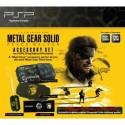 Metal Gear Solid Peace Walker Accessory Set