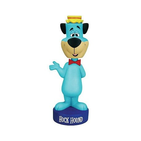 HUCKLEBERRY HOUND - Bobble Bank 50cm Braccobaldo