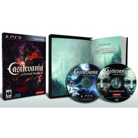 CASTLEVANIA LORD OF SHADOWS LIMITED EDITION (PS3)
