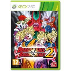 Dragonball Raging Blast 2 (X360)