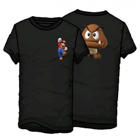 T-Shirt Supermario Fungo