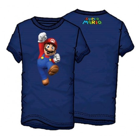 T-Shirt Supermario Jumping