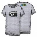 T-Shirt Supermario Proiettile
