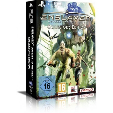 Enslaved: Odyssey to the West Collector's edition (PS3)