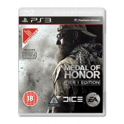 Medal Of Honor Tear 1 (PS3)