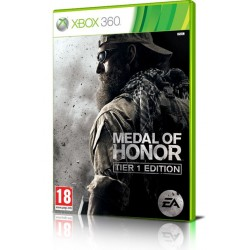 Medal Of Honor Tier 1 Edition (X360)