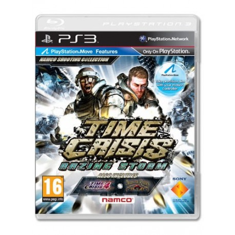 Time Crisis: Razing Storm (Compatibile Move) (PS3)